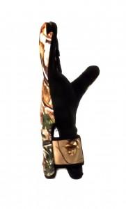Охотничьи перчатки с подогревом