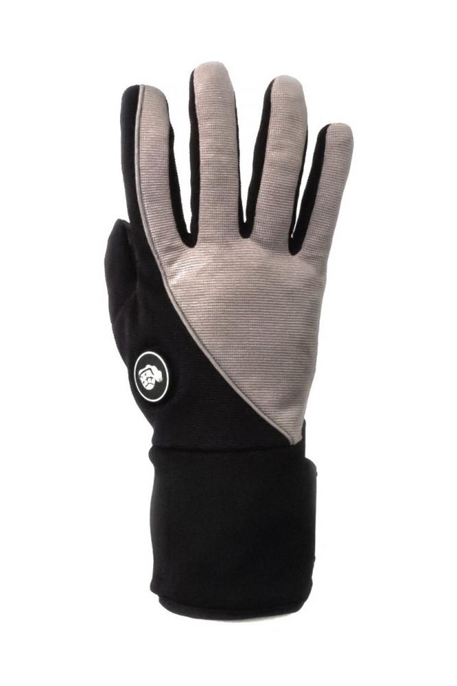 Велосипедные перчатки с подогревом