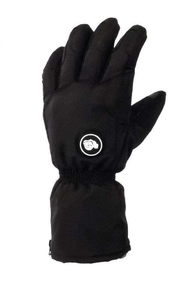 Лыжные перчатки с подогревом